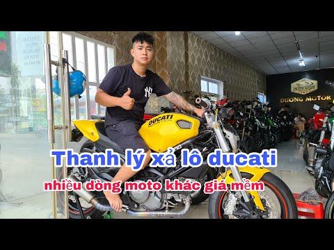 xả lô moto ducati đủ loại và nhiều dòng xe khác giá mềm cho anh em đam mê moto | Mỹ Motor