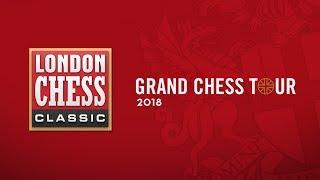 2018 Grand Chess Tour Finals: День 1