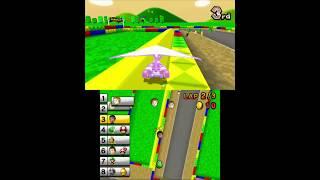 Mario Kart 7 - Online Races 29