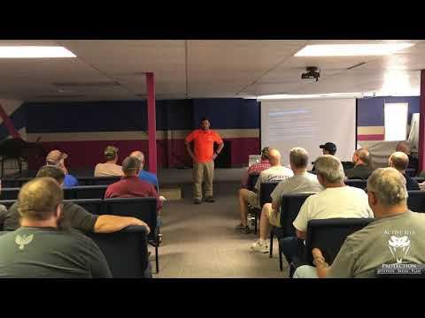 Church Safety at ASP National Conference (Part 7)