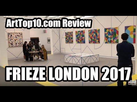 ART REVEW: Frieze London 2017 by ArtTop10.com's Robert Dunt