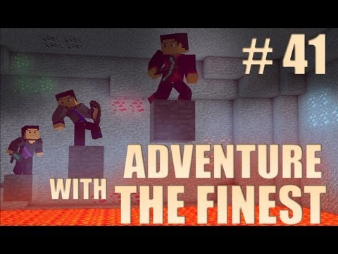 Minecraft Adventure With The Finest - Ep. 41 - The End Is Near! - Smashpipe Games