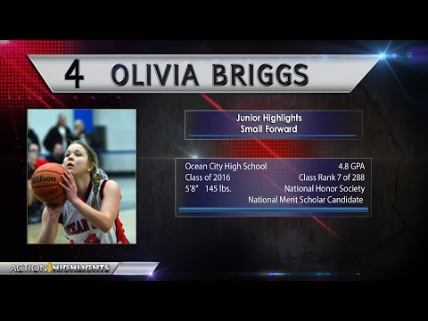 Olivia Briggs - 2015 Highlights