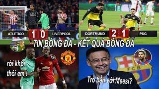 💥Tin bóng đá 19/02| Liverpool thua gục ngã trên sân Atletico , Haaland lập cú đúp đánh bại  PSG