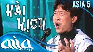 «TẤU HÀI : ASIA 5»  Tấu Hài - Vân Sơn, Bảo Liêm