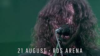 FOO FIGHTERS | RDS ARENA