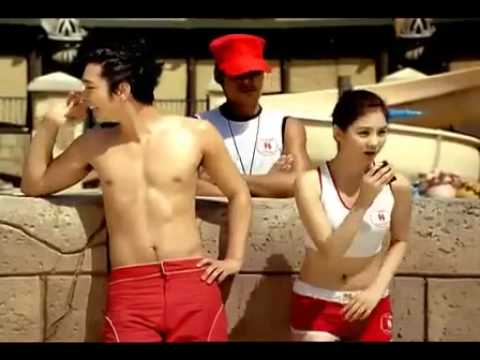 [中字 full mv] snsd & 2pm - cabi song (carribean bay )