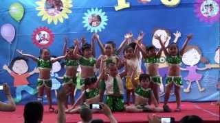 Nhảy: Vũ điệu Mambo - Mầm non Việt Pháp