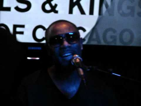 Tank Singing Greatest Hits @ The Hard Rock Hotel (Chicago)