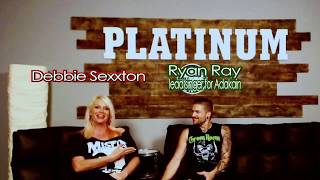 Platinum Music Complex TV interview with Ryan Ray lead singer for Adakain