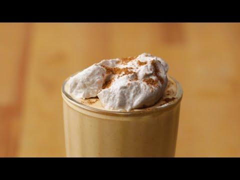 Pumpkin Pie Milkshake: Your New Favorite Dessert ? Tasty