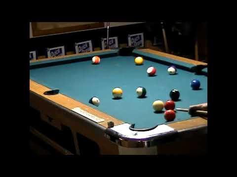 8-Ball Billiards Pool Tournament part two  4-4-09