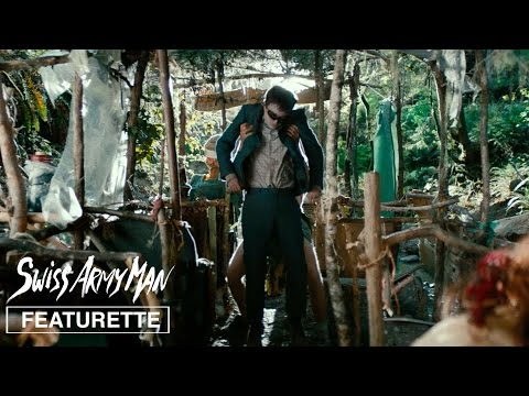 Swiss Army Man | Practical Effects | Official Featurette HD | A24