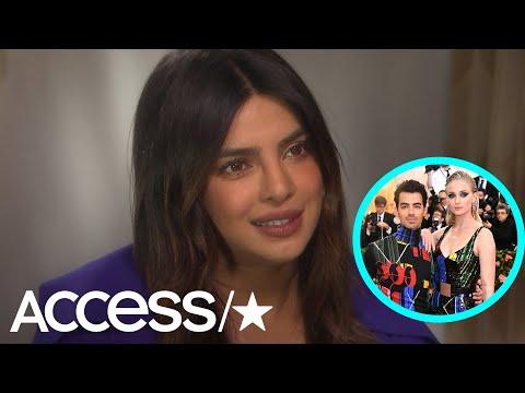 Priyanka Chopra Says Joe Jonas & Sophie Turner's Vegas Wedding Was 'So Jophie'