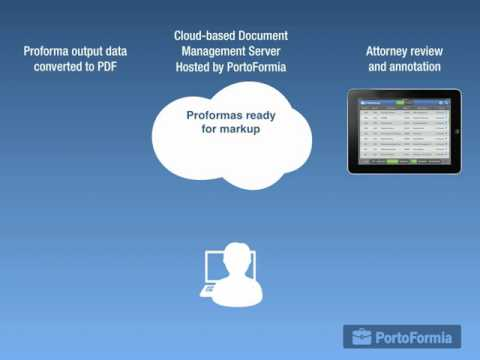 PF workflow video