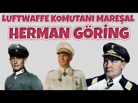 LUFTWAFFE KOMUTANI MAREŞAL HERMAN GÖRİNG I TEK PART BELGESEL 2. dünya savaşı tarihi