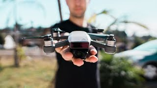 5 Reasons why the DJI Spark is better than the Mavic Pro *GASP*!