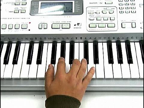 Cómo identificar las notas del teclado