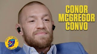 Conor McGregor talks UFC 257, Khabib & more | Extended Interview | Ariel Helwani's MMA Show