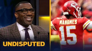 Patrick Mahomes is a better QB than Tom Brady right now — Shannon Sharpe | NFL | UNDISPUTED