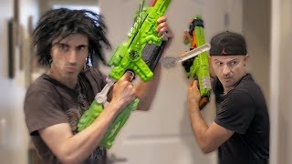 The Walking Dead: NERF Edition