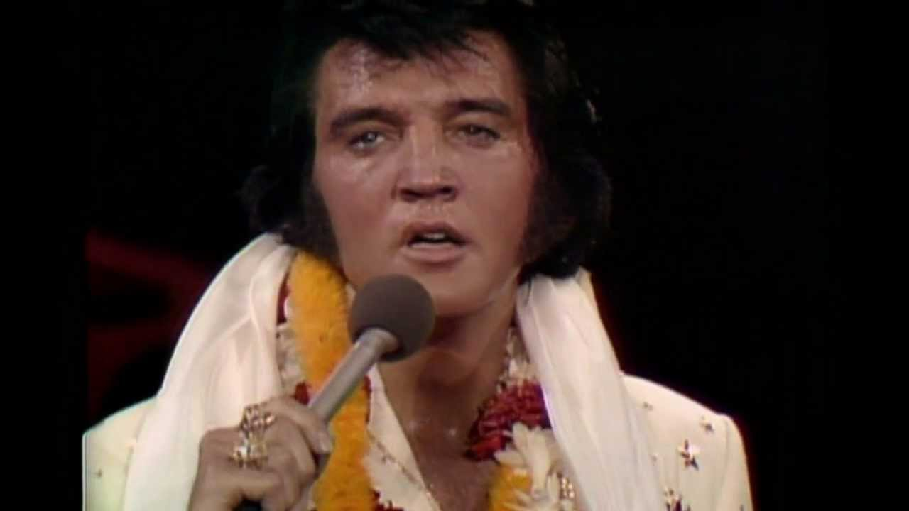 Welcome To My World Elvis Presley Youtube