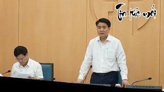 Thành ủy Hà Nội phân công ông Nguyễn Văn Sửu điều hành thay ông Nguyễn Đức Chung