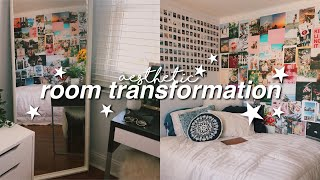 room transformation / aesthetic room makeover | isabelle dyer