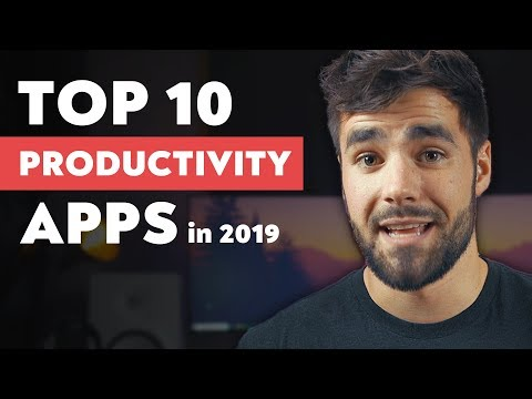 The 10 Best Productivity Apps in 2019 photo