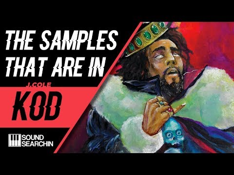 The Samples That Are In KOD