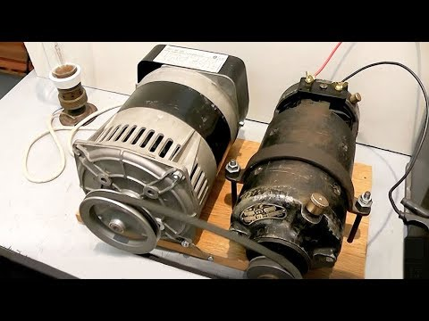 Motor Generator Youtube