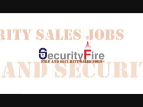 Fire and security sales jobs