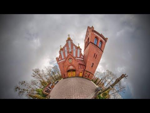 Храм Рождества Пресвятой Богородицы, Калининград  4k 360 градусов
