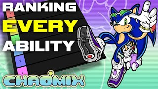 Ranking EVERY Sonic Ability