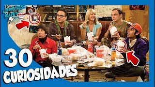 30 Curiosidades de THE BIG BANG THEORY - ¿Sabías qué..? #97 | Popcorn News