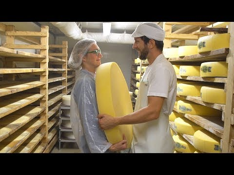 We Visited A Cheese Fromagerie In France