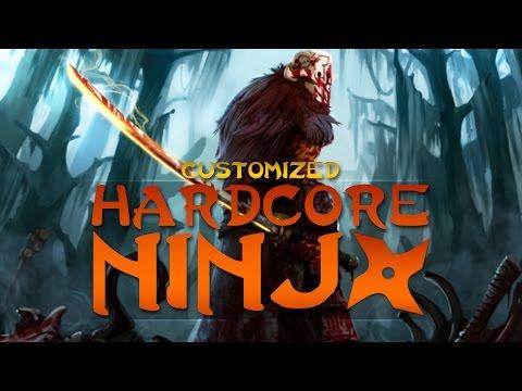 Custom-ized : Hardcore Ninja