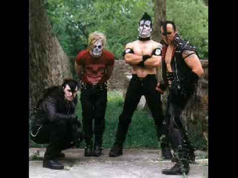 The Misfits - Ballroom Blitz