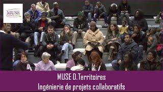 MUSE D.Territoires – Ingénierie de projets collaboratifs