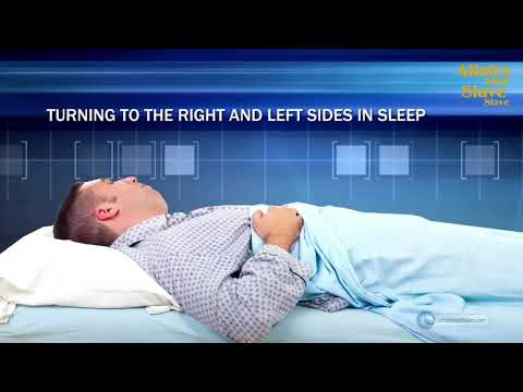 Scientific Miracle of the Quran - The Importance Of Moving In Sleep