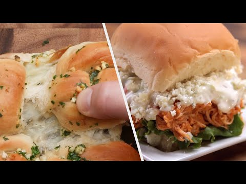 9 Easy And Delicious Sliders To Serve At Your Next Party ? Tasty