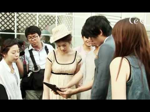 [BTS photoshoot CECI] Kim Soo Hyun - Jung So Min - Lee Jong Suk