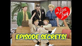 I LOVE LUCY!--You Won't Believe What Harpo Marx Did OFF-STAGE!--Episode Secrets!