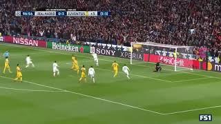 Cristiano Ronaldo Penalty | Real Madrid vs Juventus  1:3  [HD]