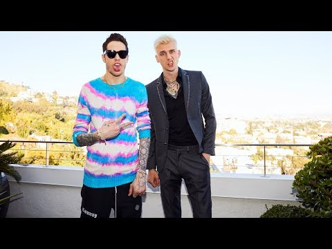 How We Met: Pete Davidson and Colson Baker