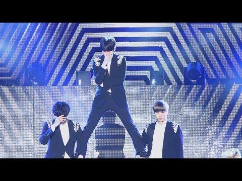 140917 인천한류콘서트 중독 백현 focus