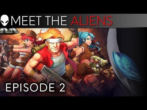 Meet the Aliens Ep. 2: Chris Sutphen & Metal Slug XX Gameplay