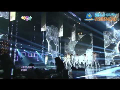 [EXO] MAMA - 2012 가요대전