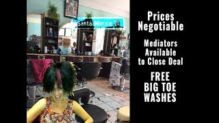 Episode 57: Ambiguous European Hair Stylist Has Woman Wash Clients' Big Toe & Has Dying Customers