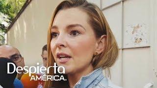 Marjorie de Sousa asegura que a Julián Gil le gusta exponer su vida ante los medios
